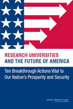 Research Universities Report Cover