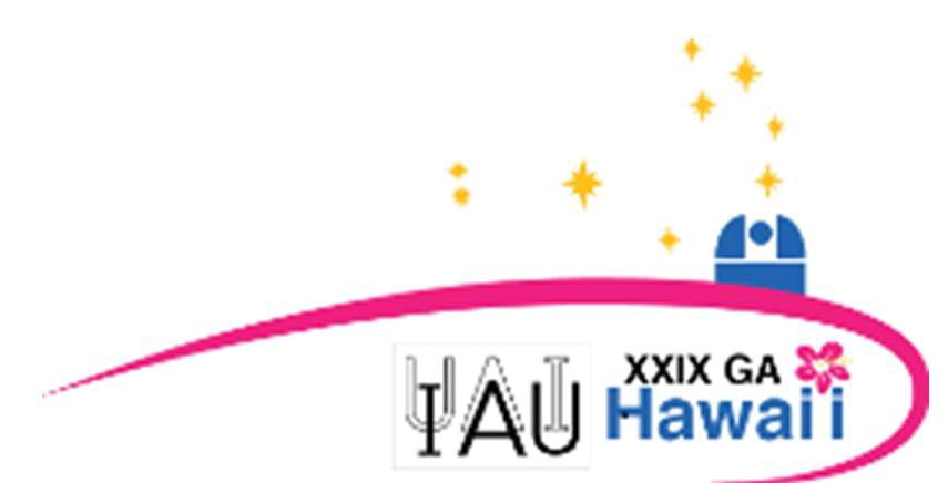 Hawaii LOGO IAU 2015