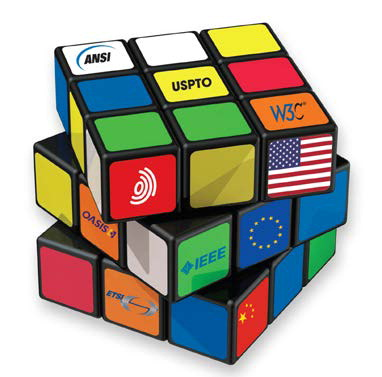 Rubiks Cube Patent Challenges