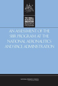 An Assessment of the SBIR Program at the National Aeronautics and Space Admini