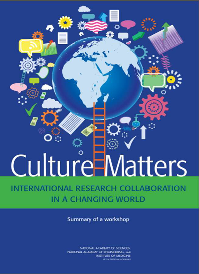 Culture Matters Report Cover
