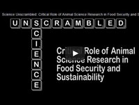 Animal Science Research Report Video