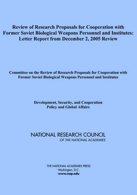 the soviet unions biological weapons program essay Free biological weapons papers the soviet union's biological weapons program strong essays: soviet union biological substance.