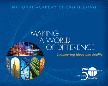 NAE Making a World of Difference 2014 Report Cover Photo