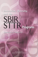 Innovation, Diversity and the SBIR/STTR Programs