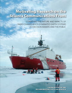 Ice-Snow-Water Workshop Report Cover