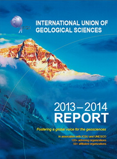 IUGS 2013-2014 Report Cover