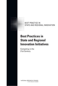 Best Practices in State and Regional Innovation Initiatives