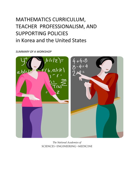 Cover Image: Mathematics Curriculum, Teacher Professionalism, and Supporting Pol