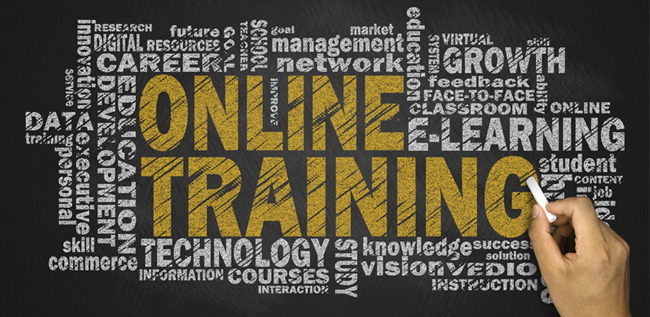 Online Training large
