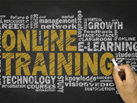 Online Training small
