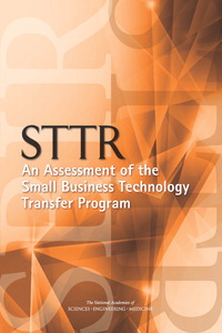 STTR: An Assessment of the Small Business Technology Transfer Program