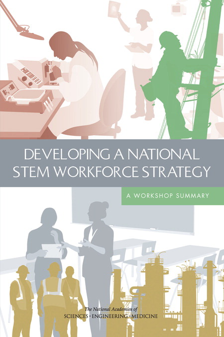 STEM Workforce Report Cover