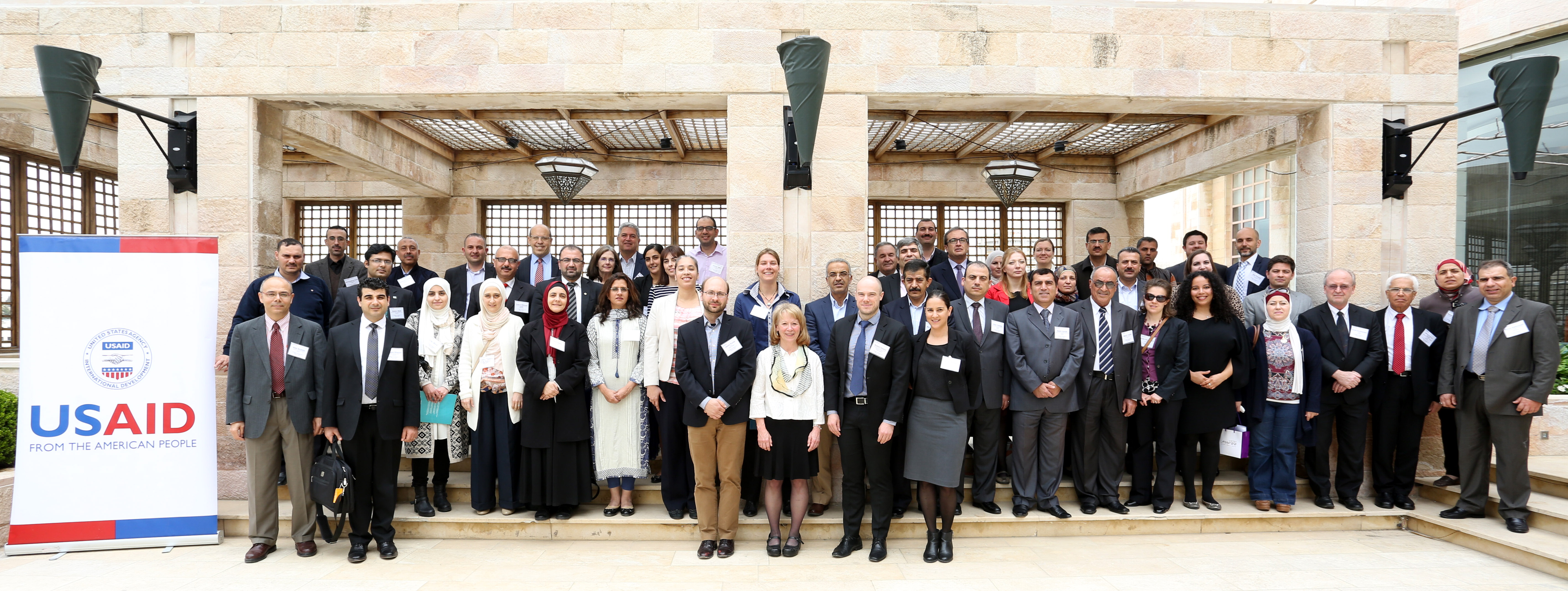 PEER MENA Forum Group Photo