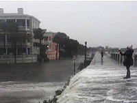 Oct2015 flood in Charleston-thumb