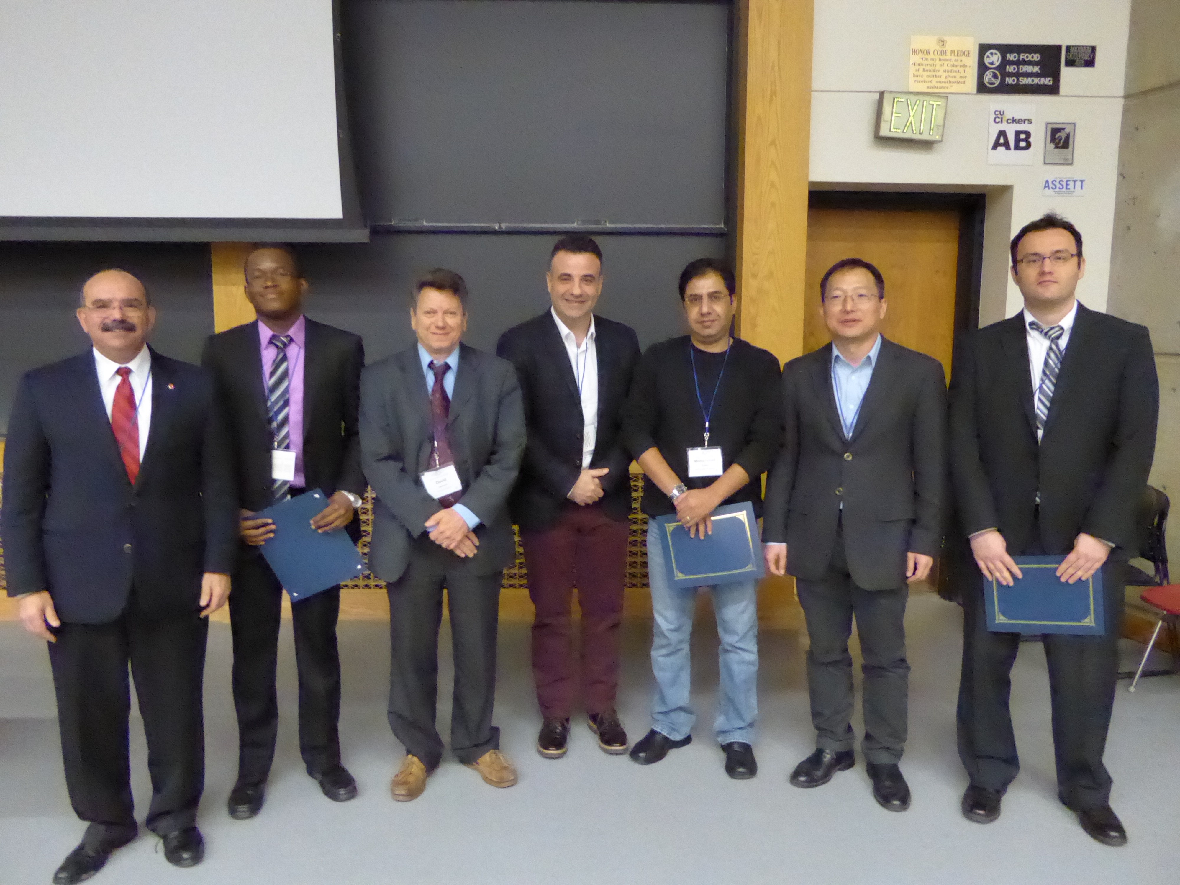 2016 URSI Student Paper Competition