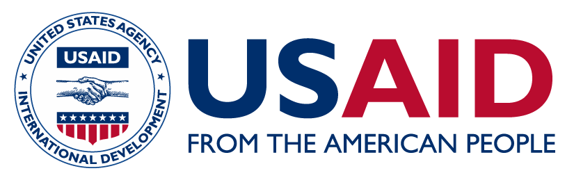 USAID Cropped Horizontal Logo
