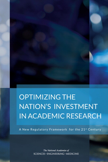 Optimizing the Nation's Investment in Academic Research - Final