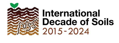 International Decade of Soils Logo