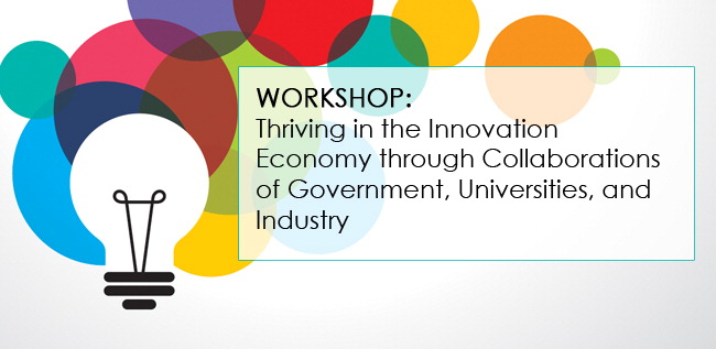 Thriving in the Innovation Economy with Collaborations banner