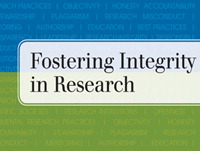 Report Release: Fostering Integrity in Research