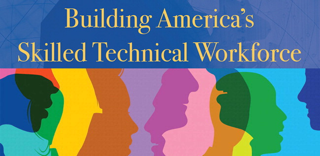 Building America's Skilled Tech Workforce Cover - large slider