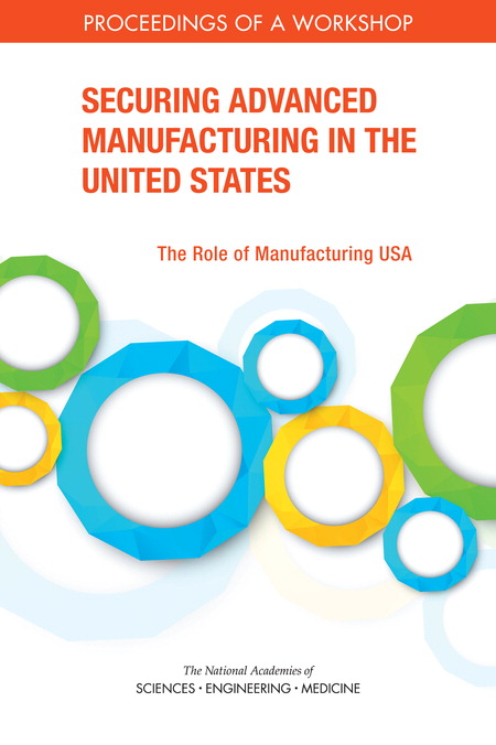 securing advanced manufacturing cover