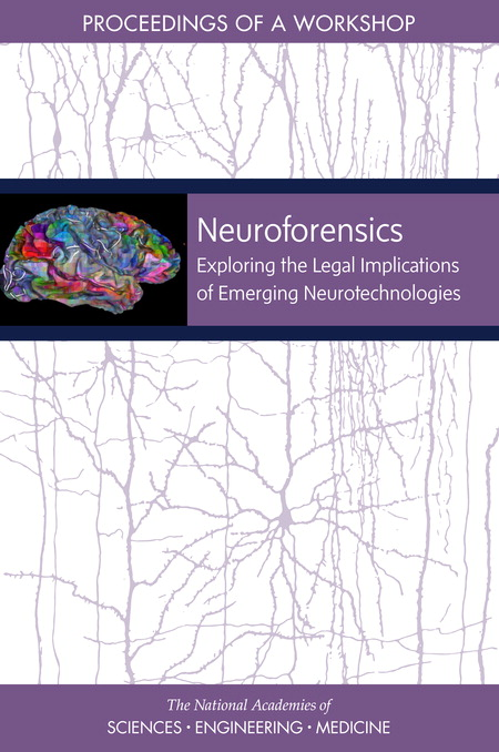 Neuroforensics Cover