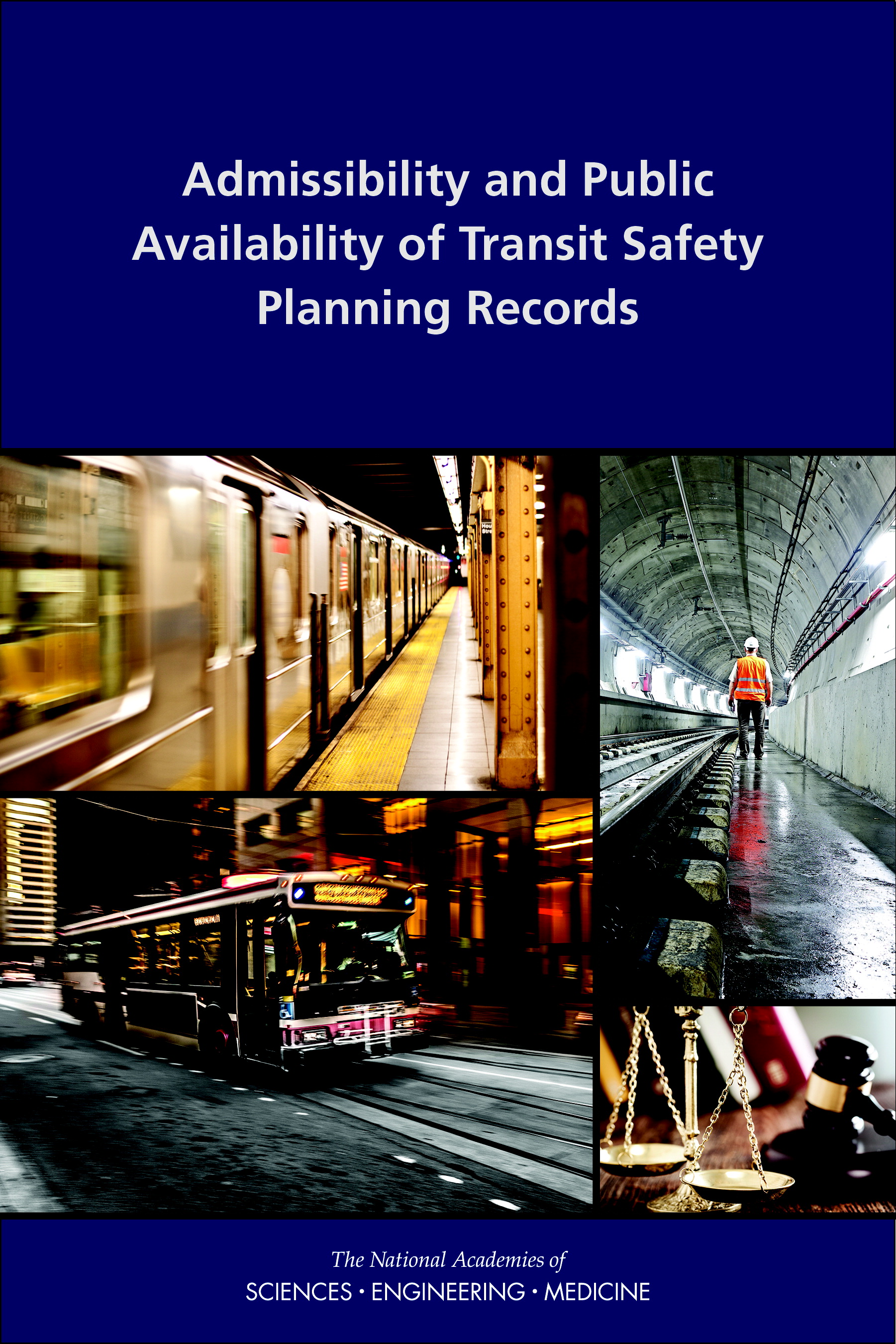 Admissibility-Availability of Transit Data
