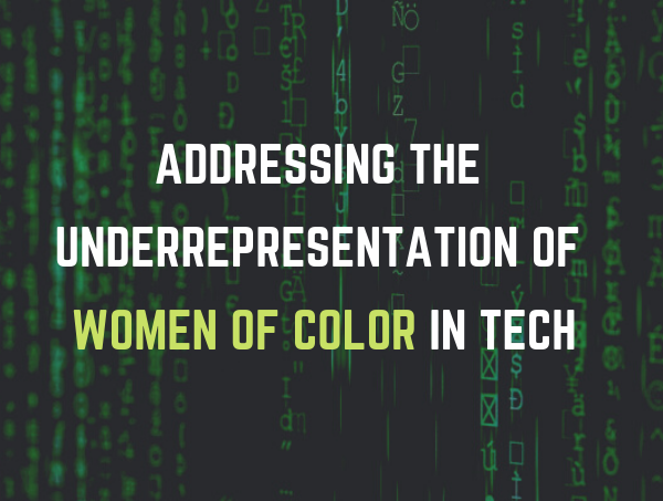 Women of Color in Tech small