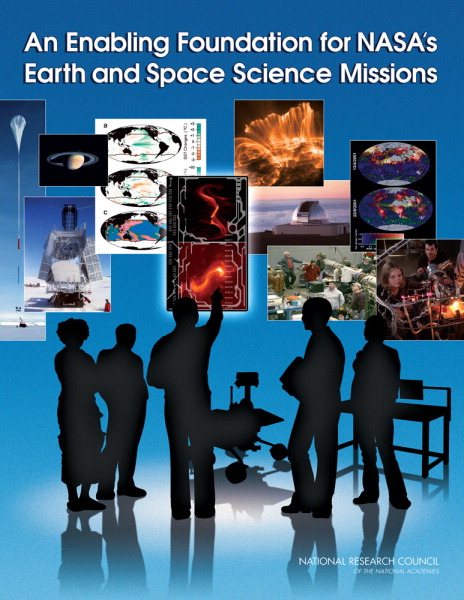 2010 Enabling Foundation  for NASAs Earth and Space