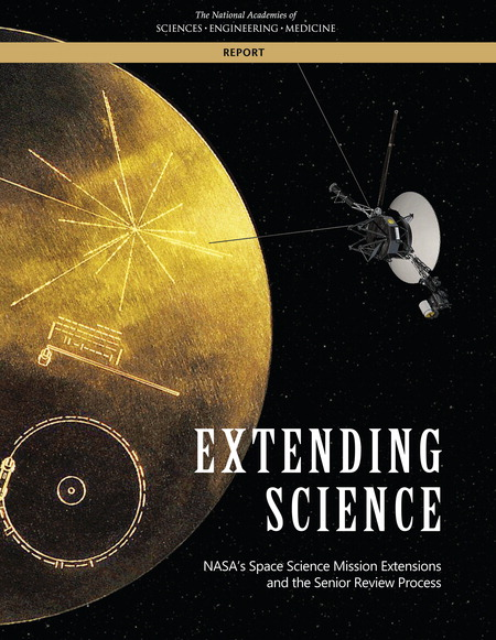 extending science report cover
